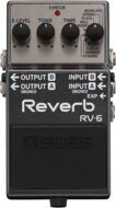 Педаль Reverb/Delay Boss RV-6